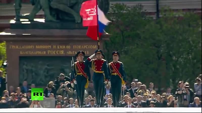 Священная война – Парад Победы, 2015 г.