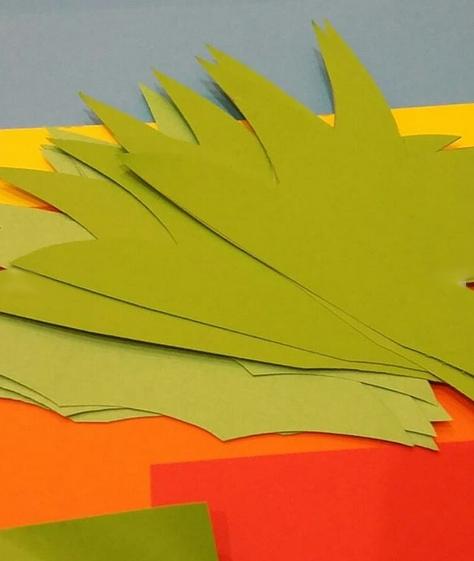 ИДЕИ ПОДЕЛОК ДЛЯ ДЕТЕЙ. Сегодня у нас поделка Ананас! Для этого нужно: 1) Изображение ананаса на желтой или оранжевой бумаге. (Можно распечатать из интернета или нарисовать самим).2) Из