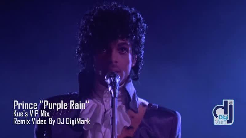 Prince Purple Rain Kue's VIP Mix