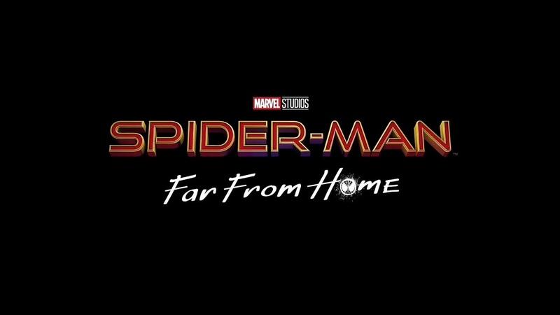 Человек паук Вдали от дома ТВ спот The Suits