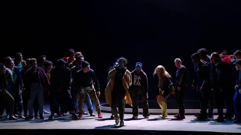 LES SAUVAGES野人舞迴旋曲在巴黎歌劇院2019/20全新製作巴洛克歌劇LES INDES GALANTES
