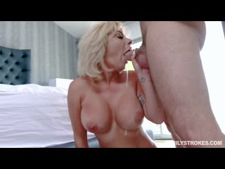 Sara St Clair - Stepmom Gold Diggers Get It In - All Sex MILF Big Tits Titty Fuck, Porn