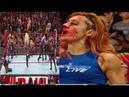 Smack Down Womens Attack RAW Womens WWE RAW 12 November 2018