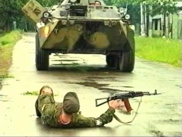 3 Снайпер против снайпера.Оказание помощи раненому под огнем снайпера.