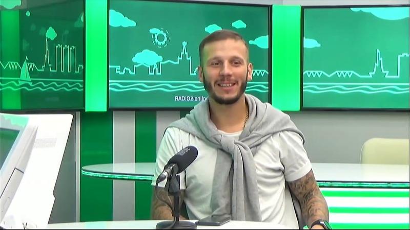 Гость на Радио 2. Михаил Белоусов, основатель sup-сообщества Комсомольска-на-Амуре.