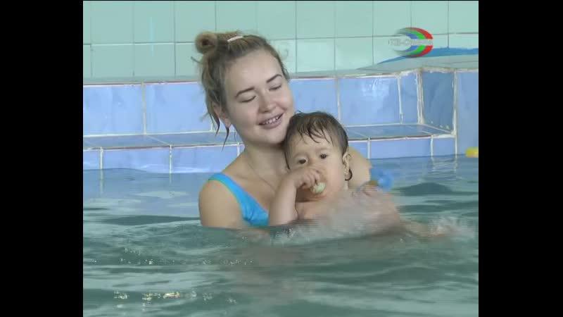 Учимся плавать после рождения