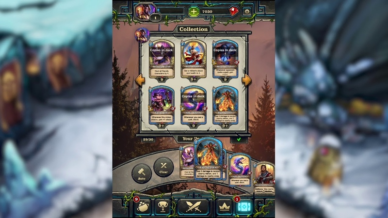 Mighty Heroes: Multiplayer PvP Card Battles