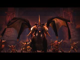 Обновление Assault on Blackwing Lair для WoW Classic уже в игре!