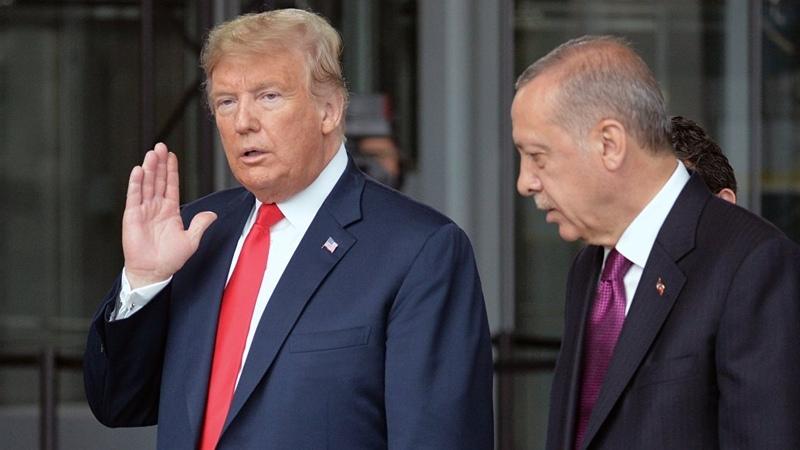 Эрдоган выкинул Трампа: об операции Турции на северо-востоке Сирии