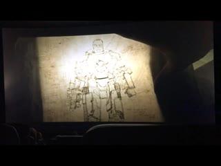 Мстители: Финал (Дополнительные материалы: сцена памяти и уважения Стэну Ли)