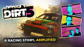 DIRT 5 | A Racing Story, Amplified | Launching from October 9 UK