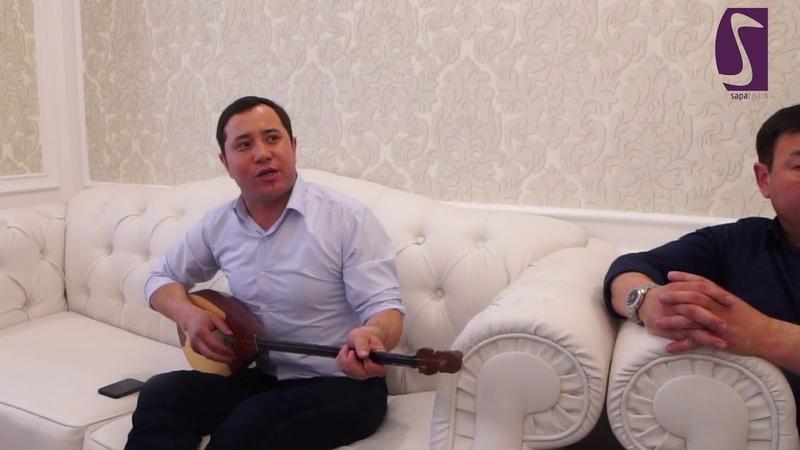 Мақсат Аханов Ата Ана жайлы Терме Maqsat Aqanov Terme