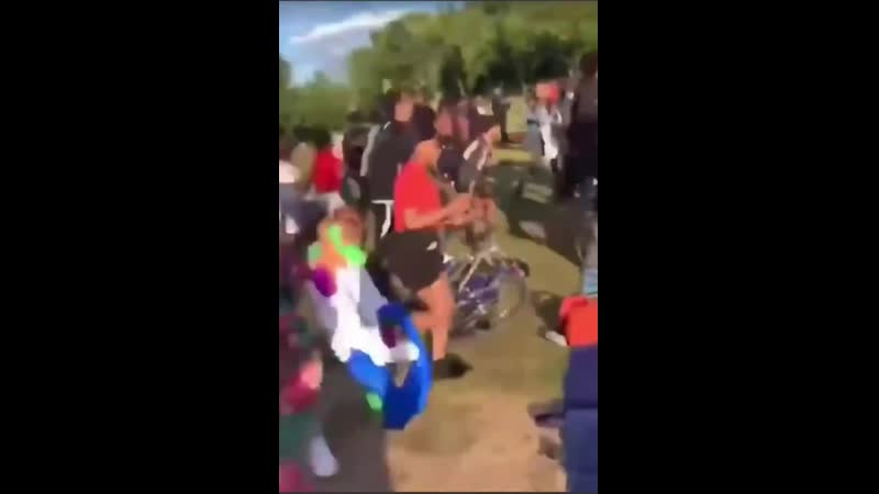 DiversityisOurStrength Violence erupts in Cannon Hill Park BIRMINGHAM yesterday