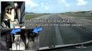 AIRBUS RUDDER PEDALS BRAKES SIDE STICK OPERATION SBRF RWY18