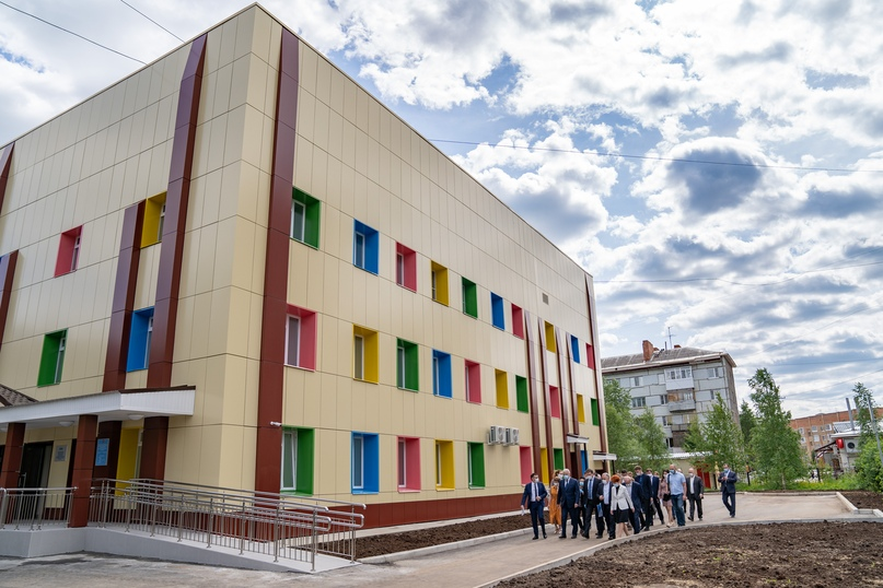 В Ухте открыли детскую больницу после капитального ремонта, изображение №2