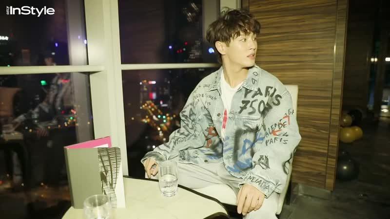 【UNINE】李汶翰Li Wenhan -《InStyle Icon》電子刊為旺旺慶生🎂 快看看他許了什麼願望 HD.mp4