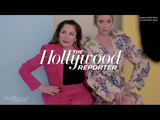 Эволюция стиля Эмили Блант: Интервью для The Hollywood Reporter