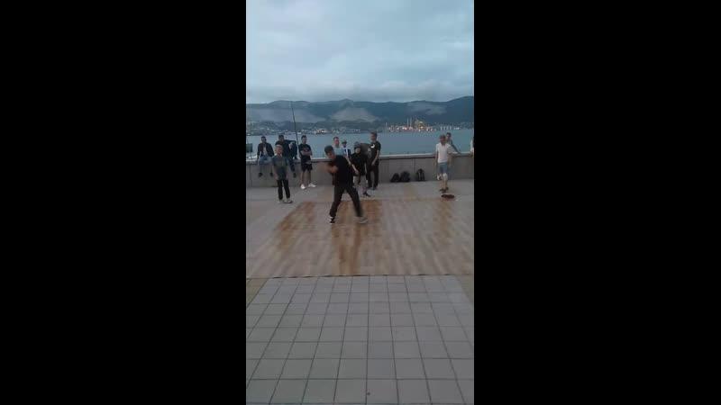 Уличные танцы НВРС