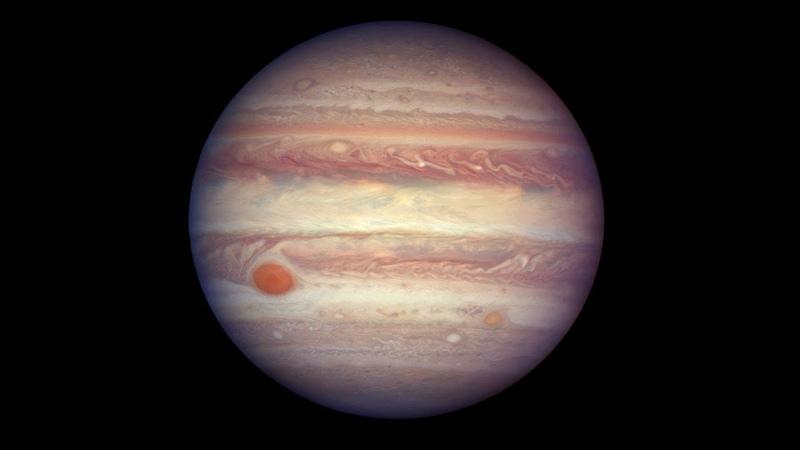 Something slammed into Jupiter it was visible form Earth
