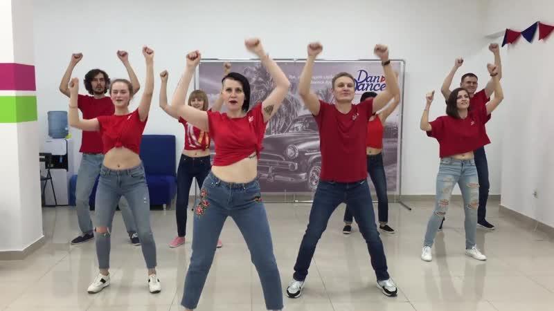 Timba Challenge КубинскийСаша от команды DanDance