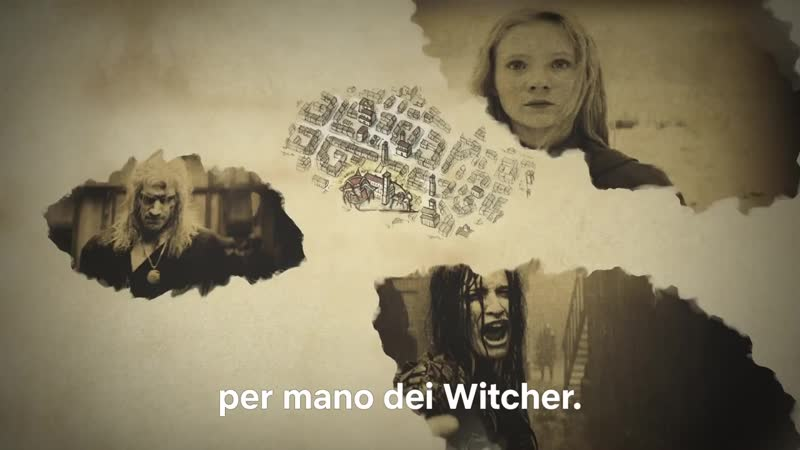 The Witcher a Lucca Comics Games 2019_ il teaser in esclusiva