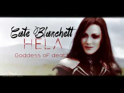 Cate Blanchett | Sail (Hela - Thor:Ragnarok)