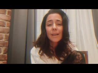 """Солистка группы """"2Маши"""" Мария Зайцева исполнила отрывок новой песни"""