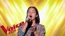 Fugees - Killing me softly | Nayana | The Voice Kids France 2019 | Blind Audition