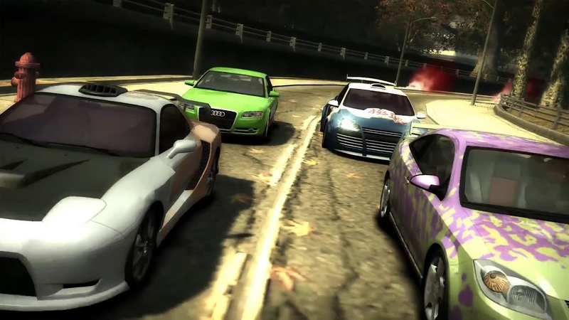 Need for Speed Most Wanted 3 серия (Второй сезо Перезалив