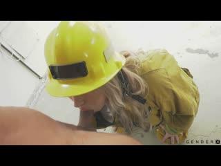 Aspen Brooks - Scene 1 [2017 г., Transsexual, Sissy, Blowjob, Shemale, Hardcore, Anal, Bareback]