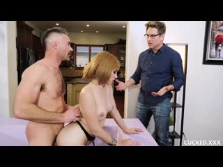 Paris Lincoln - порно, секс, anal, CumShot, DeepThroat, Doggy Style, Handjob, Hardcore, Humiliate, Red Head, Cuckold, Wife