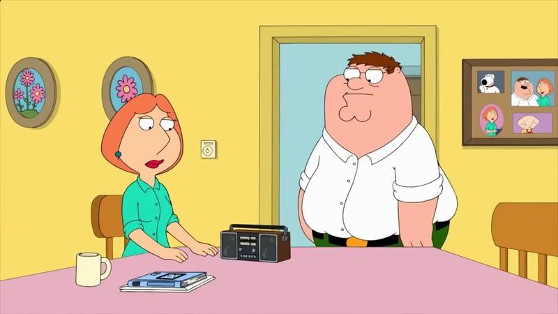 Гриффины Family Guy Лучшие моменты 50 ПИТЕР ГРИФФИН ПРЕСТУПНИК5281