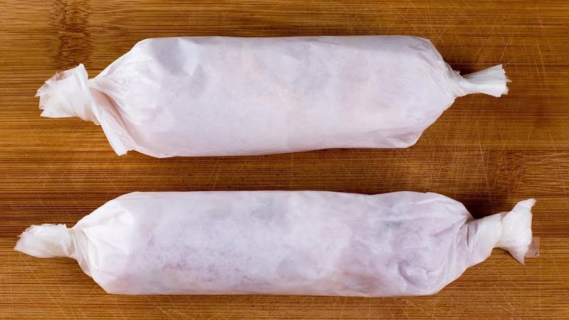 Новый тренд в кулинарии - приготовление куриного мяса в бумаге для запекания. | Appetitno.TV