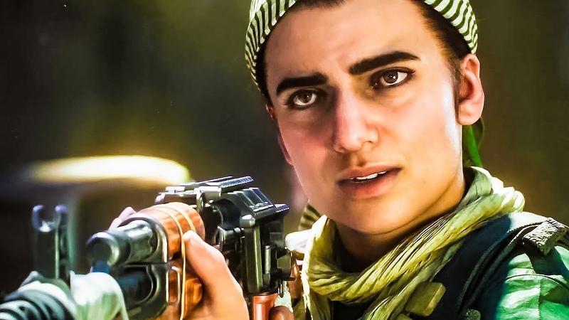 Call of Duty: Modern Warfare - Русский сюжетный трейлер | Игра 2019