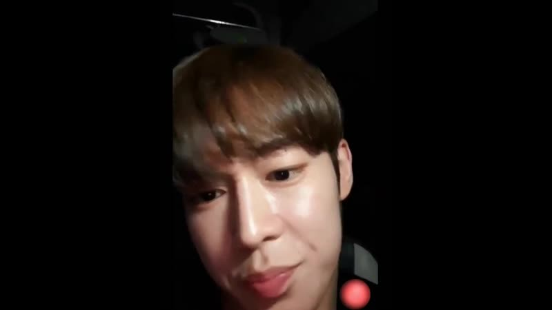 06 06 2020 SF9's Dawon was listening to Sik K pH 1 Jay Park 박재범 and Haon's Gang Official Remix'