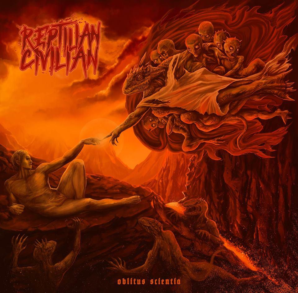 Reptilian Civilian - Serpent of Eden [single] (2019)