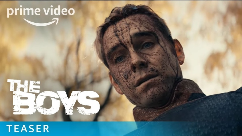 The Boys Season 2 - Official Teaser | Prime Video