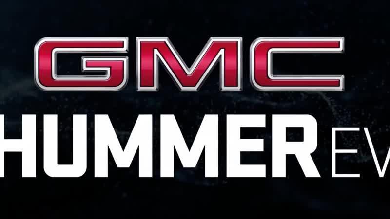"First Ever GMC HUMMER EV Quiet Revolutionaries"" GMC"