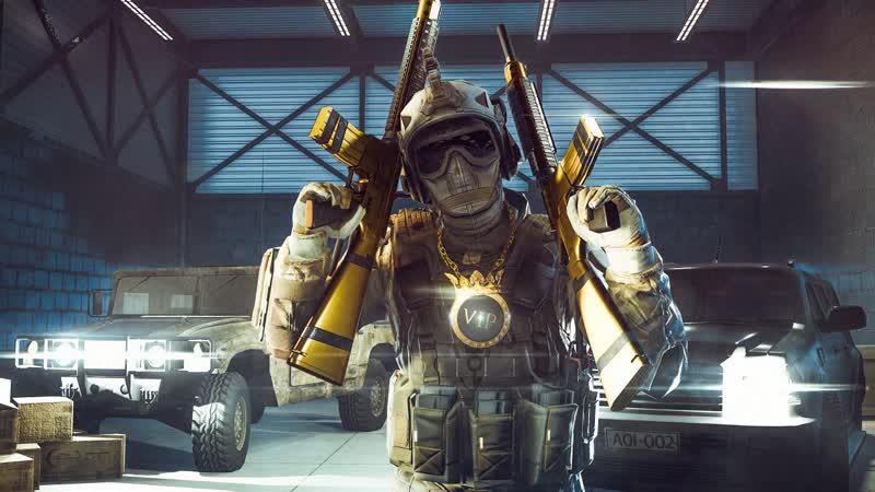 WarFace- Пока есть время