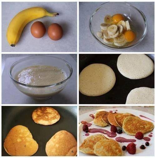 Простой и быстрый завтрак