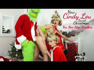 [NubilesET] Chloe Cherry, Lacy Lennon - How Cindy Lou Saved Christmas For Her Step Brother NewPorn2019