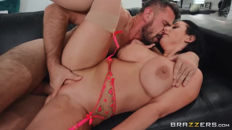 Angela White Day With A Pornstar ( Anal, Big Ass, Big Tits, Black Hair,