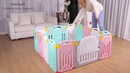 Baby Care Play Pen and Mat Review