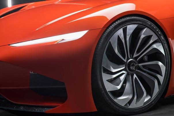 Karma представила свой первый полноценный электромобиль