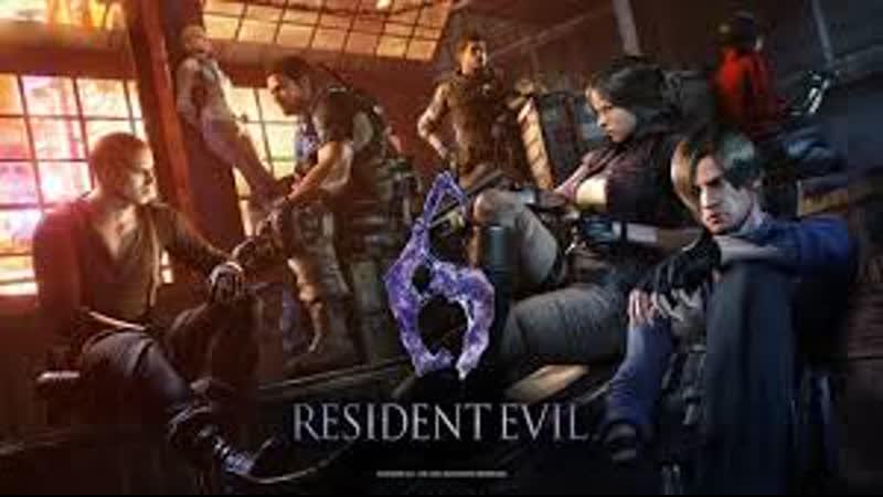 Resident Evil 6 - Part 1 (Leon)