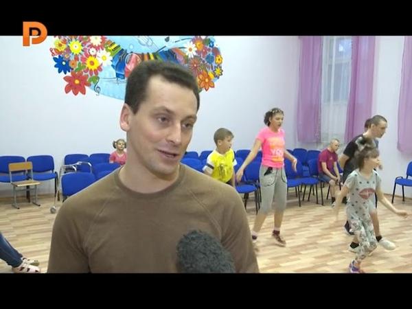 Работа танцевальной школы Свои Люди с домами-интернатами для детей