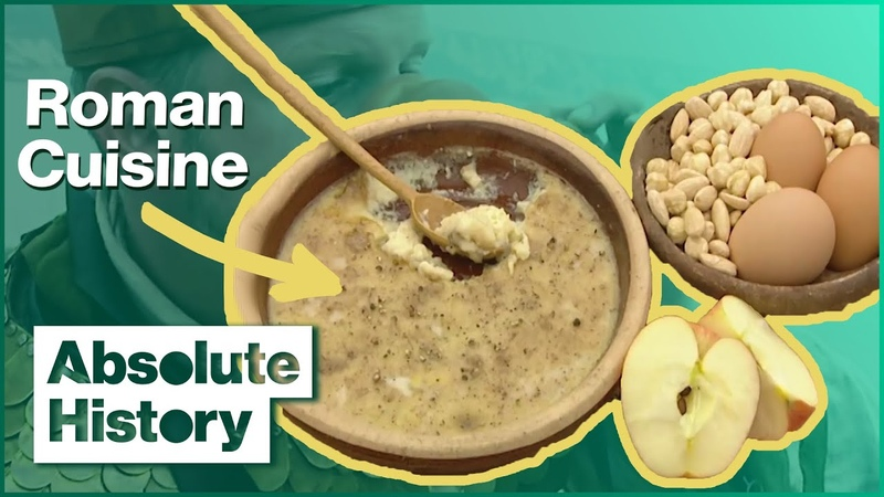 How The Romans Ate A Cook Back In Time Absolute History