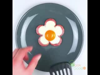 3 идеи для красивого завтрака