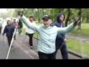 Скандинавская ходьба в парках. Ярославль