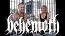 BEHEMOTH - Nergal: I Loved You At Your Darkest, God = Dog and inspiring controversy @ Alcatraz 2018